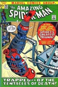 O Espetacular Homem-Aranha #107 (1972)