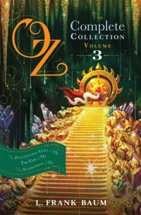 Oz: The Complete Collection Volume 3