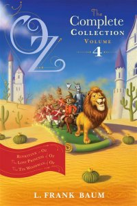 Oz: The Complete Collection Volume 4