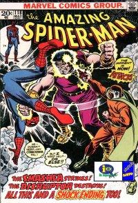 O Espetacular Homem-Aranha #118 (1973)