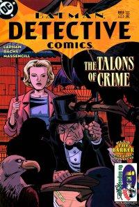 Detetive Comics #803