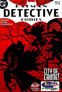Detetive Comics #805