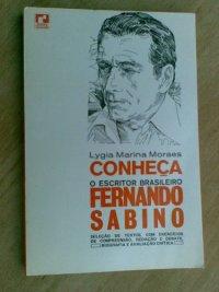 Conheça o Escritor Brasileiro Fernando Sabino