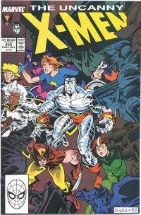 Os Fabulosos X-Men #235 (1988)