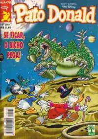 Pato Donald N° 2161