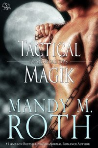 Tactical Magik (Immortal Ops #5)