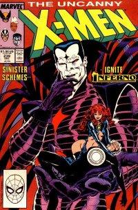 Os Fabulosos X-Men #239 (1988)