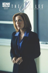 The X Files Season 10 #9