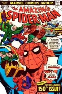 O Espetacular Homem-Aranha #150 (1975)