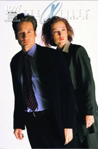 The X Files Season 10 #