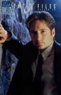 The X Files Season 10 #7