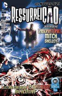 Ressurreição #10 (Os Novos 52)