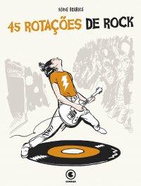 45 ROTAçХES DE ROCK