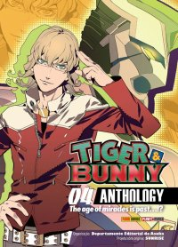 Tiger & Bunny Anthology #4