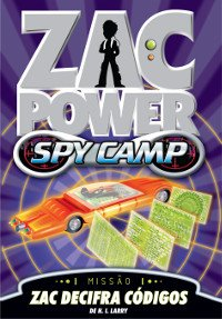 Zac Power Spy Camp 3