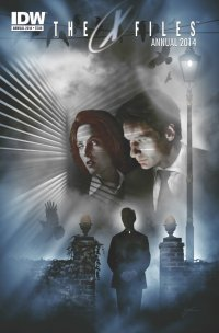 The X Files Annual 2014 #1