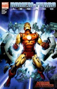 Homem de Ferro Legado #1