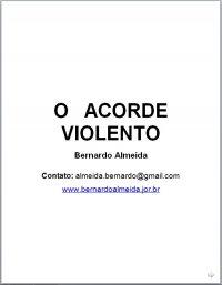 O Acorde Violento