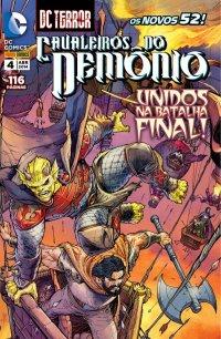 DC Terror #4 - Cavaleiros do Demônio