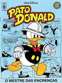 Pato Donald - O Mestre das Encrencas