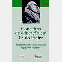 Conceitos de educaçao em Paulo Freire