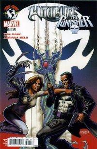 Witchblade Punisher