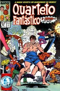 Quarteto Fantástico #327 (1989)
