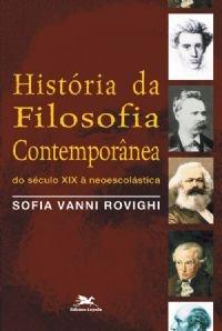 Histуria da Filosofia Contemporвnea