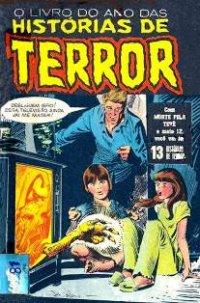 O Livro do Ano das Histуrias de Terror