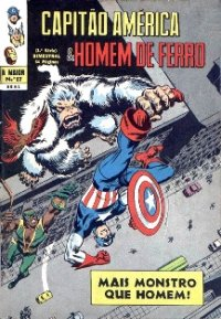 Capitão América, Thor & Homem de Ferro