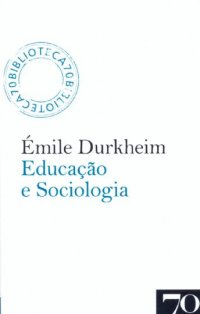 Educa��o e Sociologia