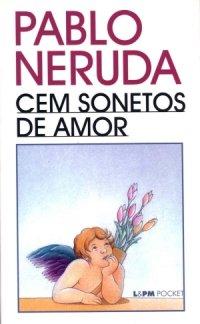 capa de Cem Sonetos de Amor, de Pablo Neruda