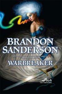 Warbreaker Capa