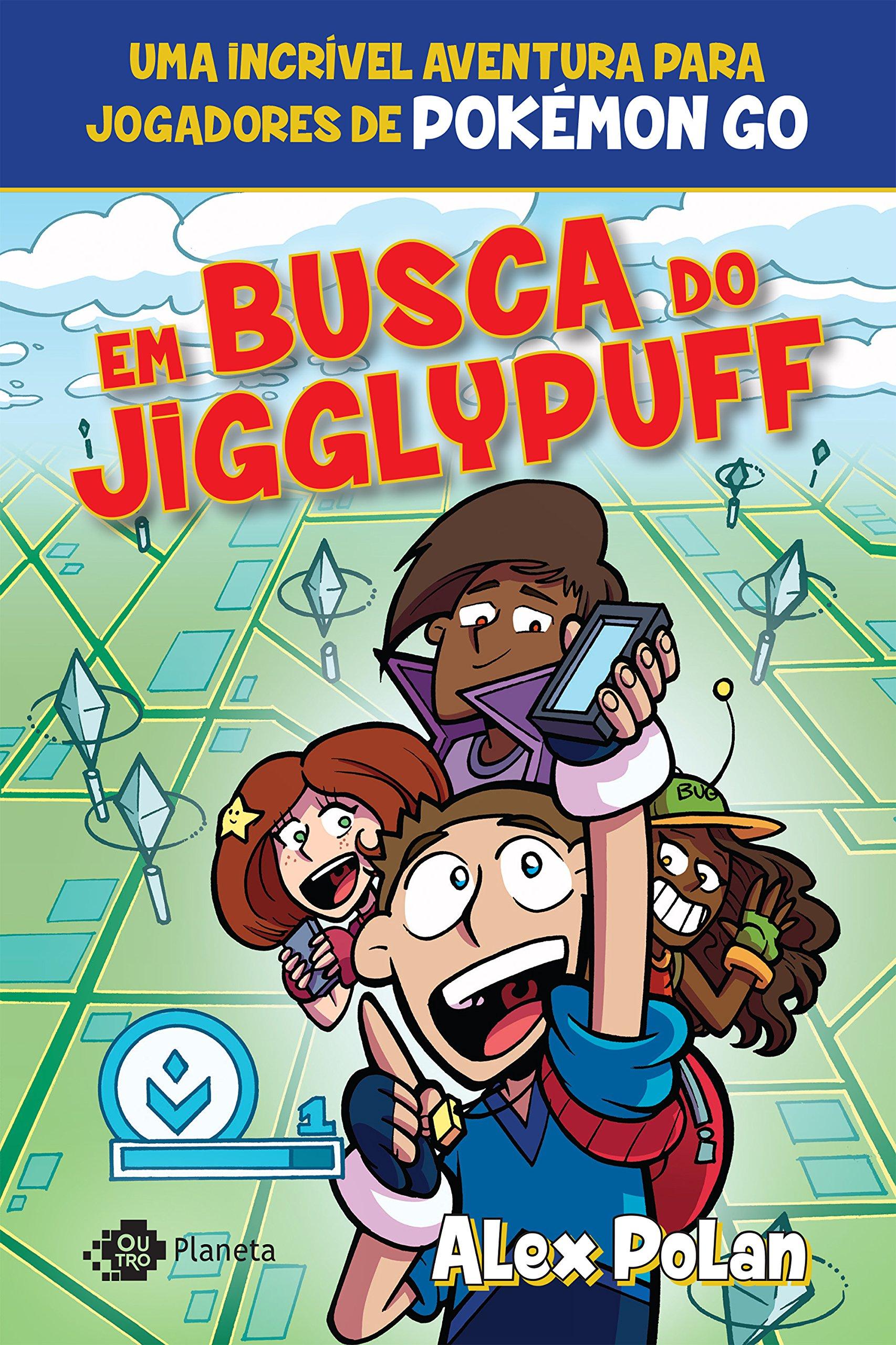 Em busca de Jigglypuff