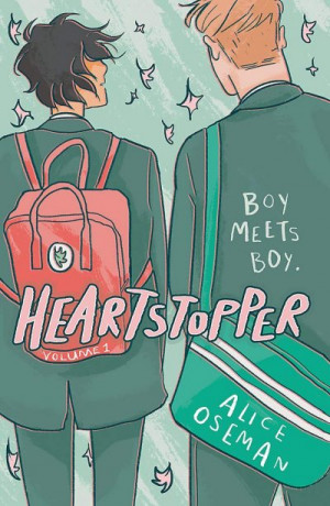 5 motivos para ler Heartstopper da Alice Oseman